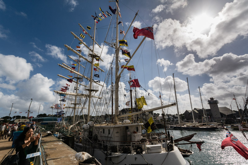 Tall ships regatta